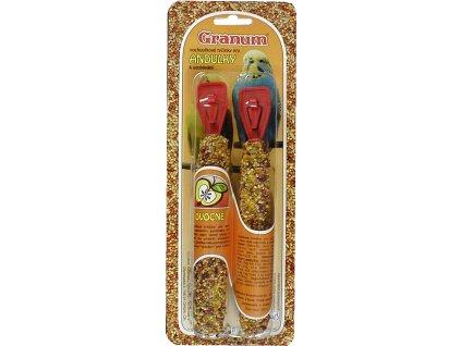 Granum tyč andulka ovocná 2 ks