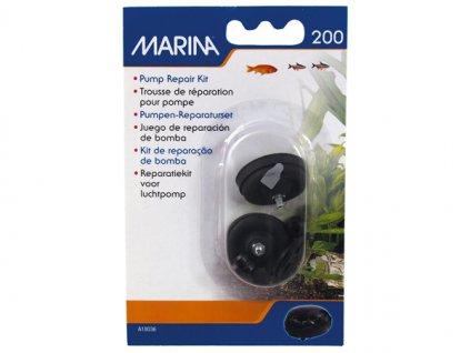 10128 nahradni souprava pro kompresory marina 200