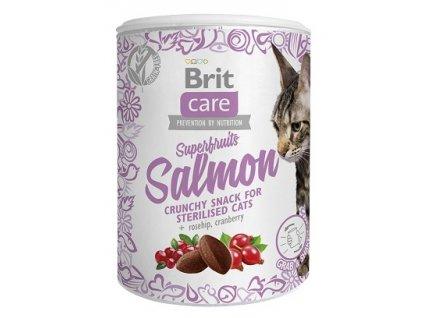 Brit Care Superfruits losos 100 g