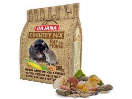 dajana country mix rat mouse 500g original