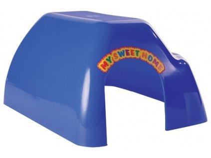 plastovy domek trixie pro mala zvirata 23x15x16cm