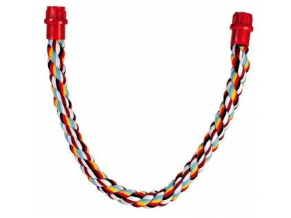 Trixie houpačka lano M 66 cm x 18