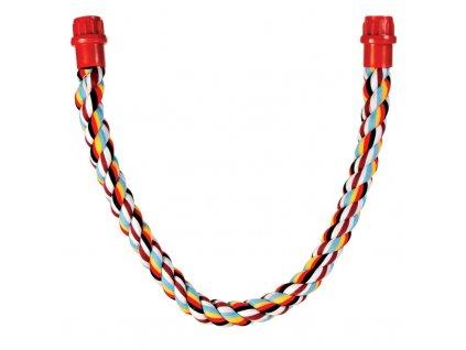 Trixie houpačka lano S 37 cm x 16 mm