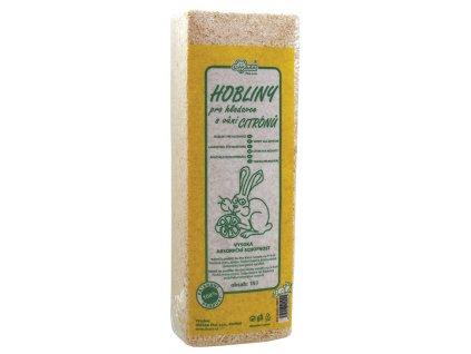 hobliny s vuni citronu 15l original