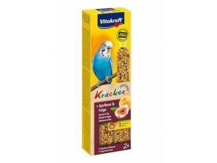 Vitakraft Bird Kräcker andulka meruňka&fík 2 ks