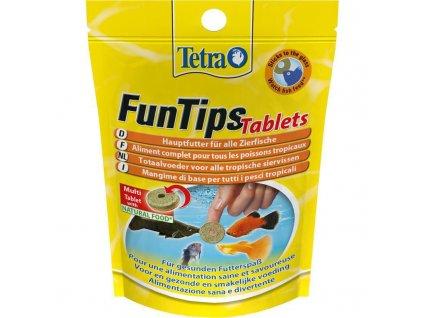 tetra tablets funtips 20 tbl original