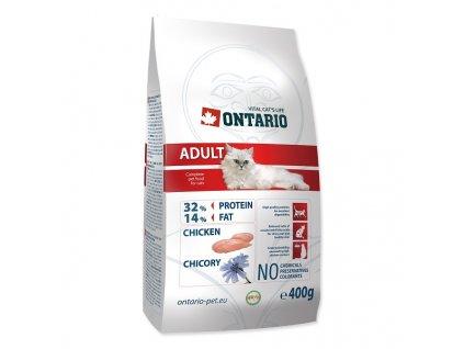 ONTARIO Cat Adult Chicken (400g)