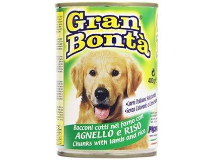 Gran Bonta s jehněčím 400 g