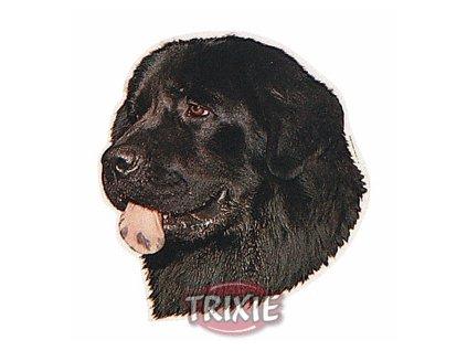 Trixie samolepka jezevčík drsnosrstý. Kód  3208.01. Samolepka newfounlanďák  černý bb000dc8f4