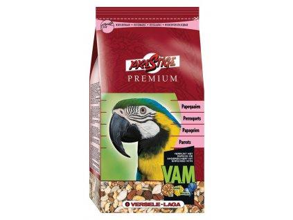 krmivo versele laga premium prestige pro velke papousky 1kg
