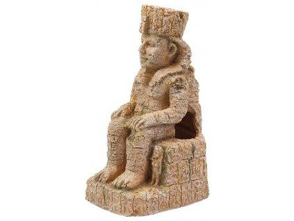 dekorace egyptska socha 10 3 cm