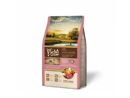 Sams Field Light & Senior Lamb & Rice 13 kg
