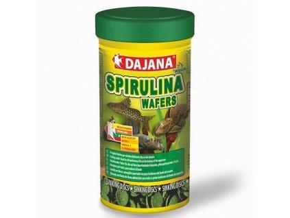 dajana spirulina wafers 250 ml 1