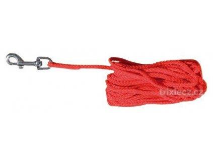 prodluzovaci voditko snura 10 m 5 mm cerna