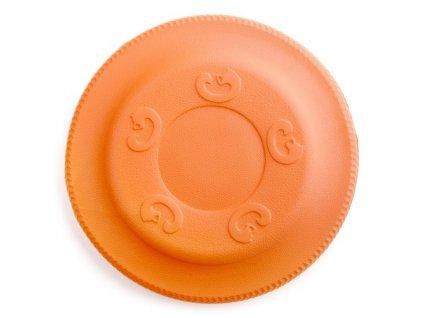 jk animals eva pena frisbee 17 cm oranzovy 1
