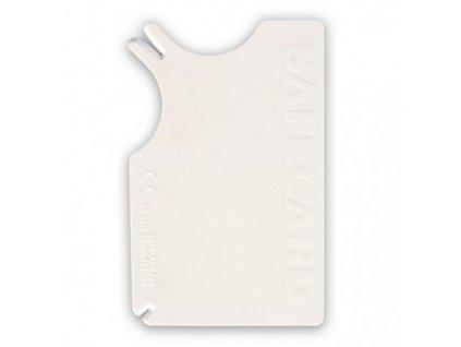 SAFECARD karta na vytahování klíšťat