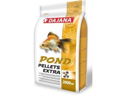 Dajana POND PELLETS Extra 2l