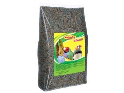 krmivo avicentra standart pro drobne exoty 1kg original
