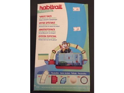 Extra díly Habitrail playground