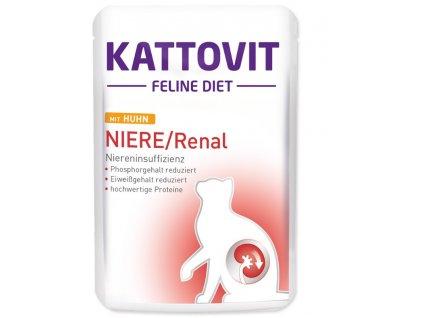 Kattovit Niere / Renal kapsičky 85 g