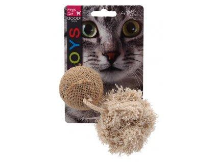 hracka magic cat s catnipem 10cm original