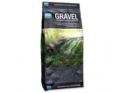 Písek AQUA EXCELLENT 1,6 2,2 mm černý (1kg)