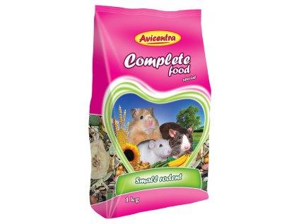 Krmivo AVICENTRA speciál pro malé hlodavce 1 kg