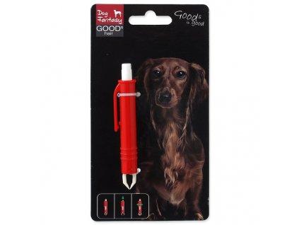 Pinzeta DOG FANTASY na klíšťata plastová 9 cm
