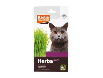 Karlie tráva pro kočky