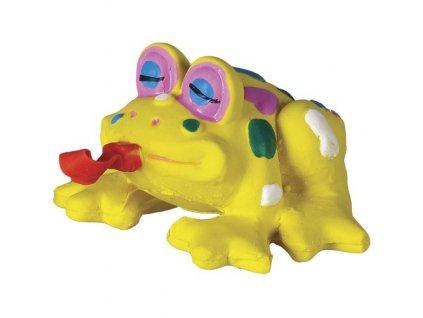 Plivající žába, 12cm
