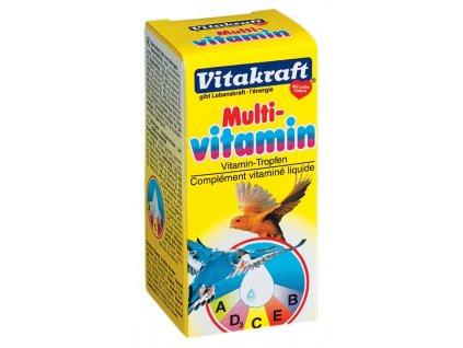 multivitamin vitakraft 10ml original