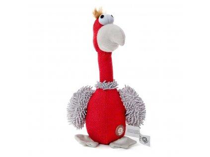 jk animals plysova hracka papousek 29 cm 1