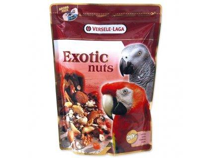VERSELE LAGA Exotic směs ořechy pro velké papoušky (750g)
