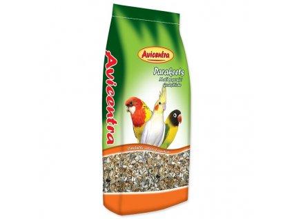 AVICENTRA standard pro malé papoušky (20kg)