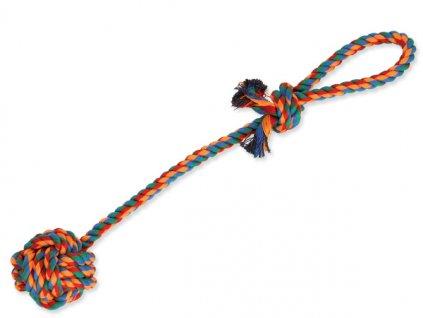 Přetahovadlo DOG FANTASY házecí barevné 45 cm (1ks)