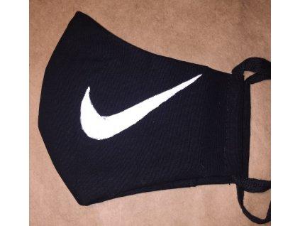rouška malovaná Nike