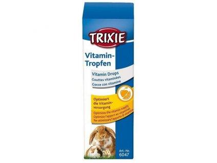 vitaminove kapky pro hlodavce15ml trixie