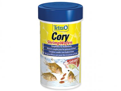 TETRA Cory ShrimpWafers (100ml)