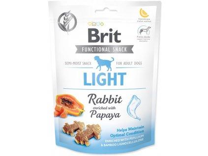 Brit light rabbit