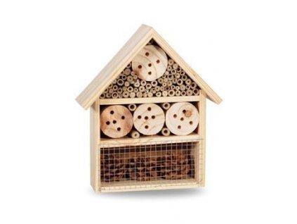 Hotel pro hmyz 25x10x30 cm natur
