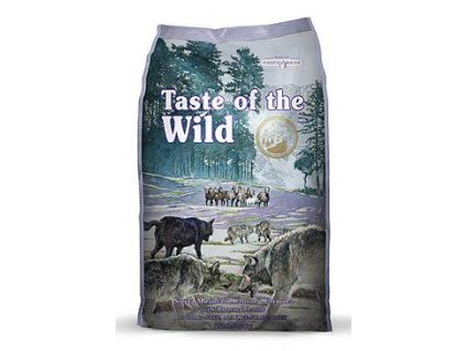 Taste of the Wild Sierra Mountain Canine 12,2 kg