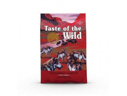 taste of the wild southwest canyon canine 12 2kg