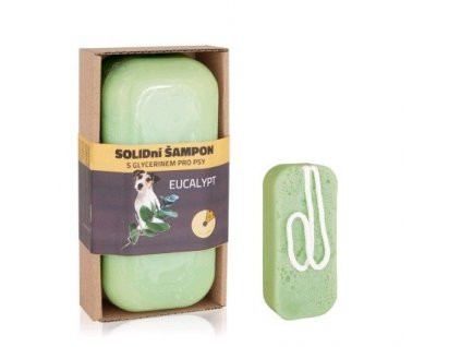 TC Solid šampon eucalypt, 200g