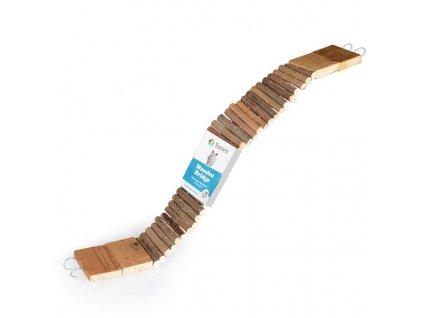 Dřevěný můstek dlouhý, 7x60cm