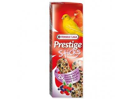 Tyčinky VERSELE LAGA Prestige lesní ovoce pro kanáry (60g)