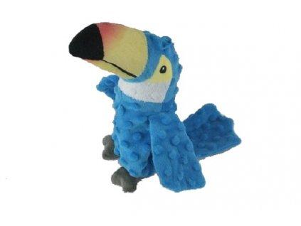 Tukan modrý 18cm