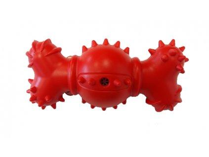 Kostička červená TPR