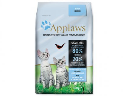 APPLAWS Dry Kitten (400g)