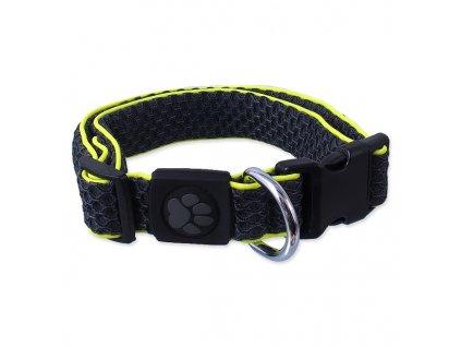 Obojek ACTIVE DOG Mellow šedý S