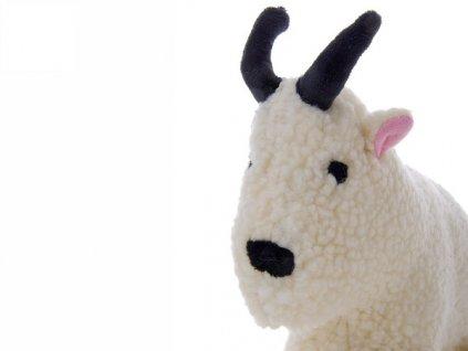 jk animals piskaci flisova hracka koza 25 cm 3